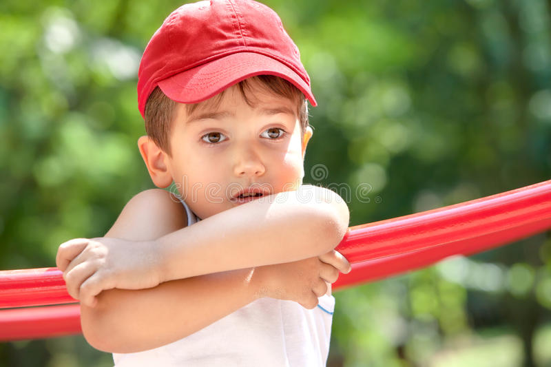 Download Portrait Of A 3-4 Years Boy Stock Photo - Image: 26948300