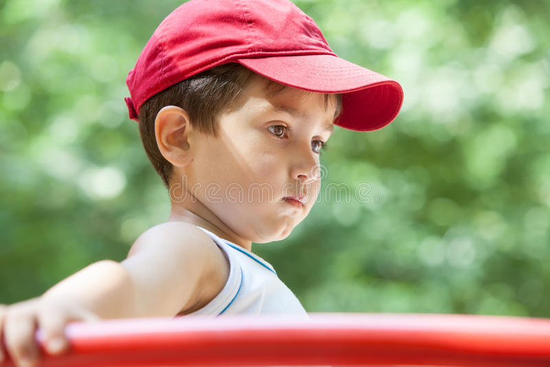 Download Portrait Of A 3-4 Years Boy Stock Photos - Image: 26948393