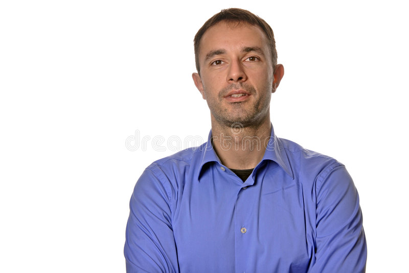 Portrait stockbild