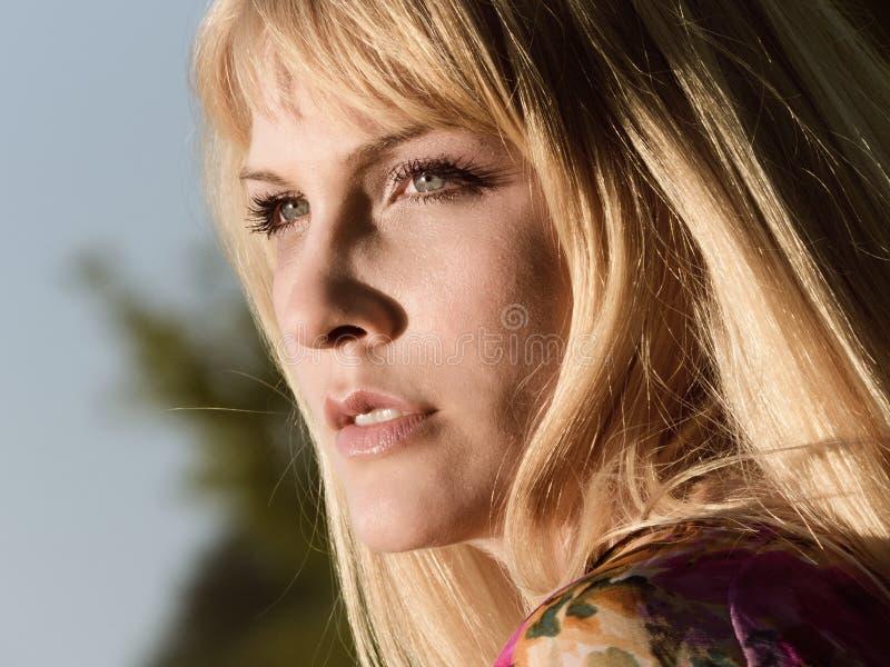Portrait image stock