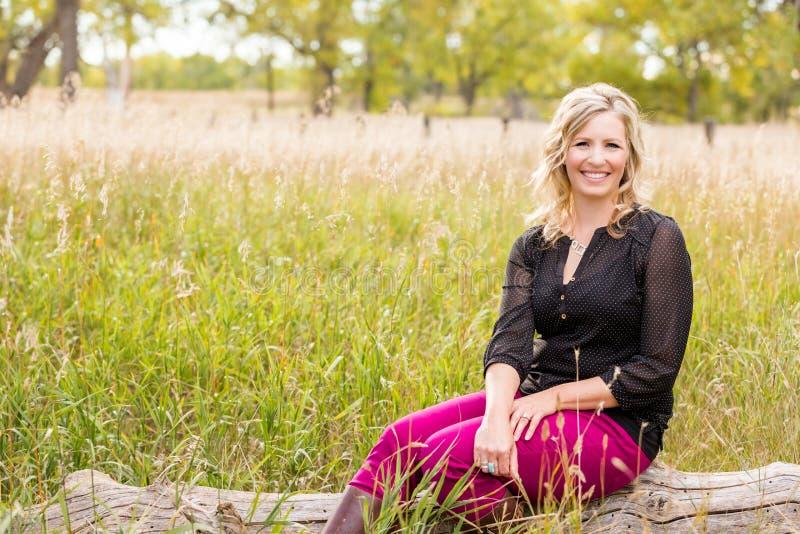 Download Portrait image stock. Image du prairie, amérique, humain - 45356409