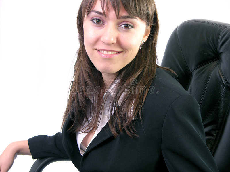 Portrait stock photo