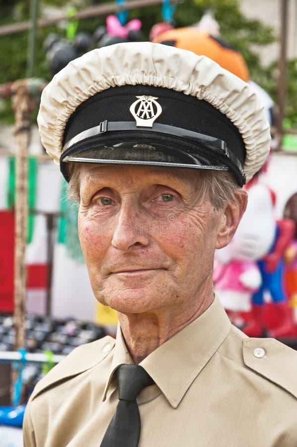Portrait of AA Patrolman
