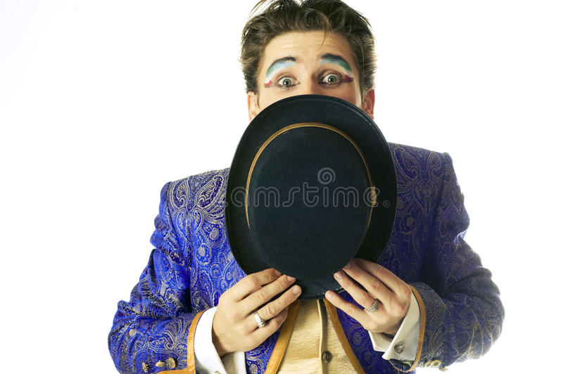 Download Portrait of the actor stock image. Image of high, blue - 23222327
