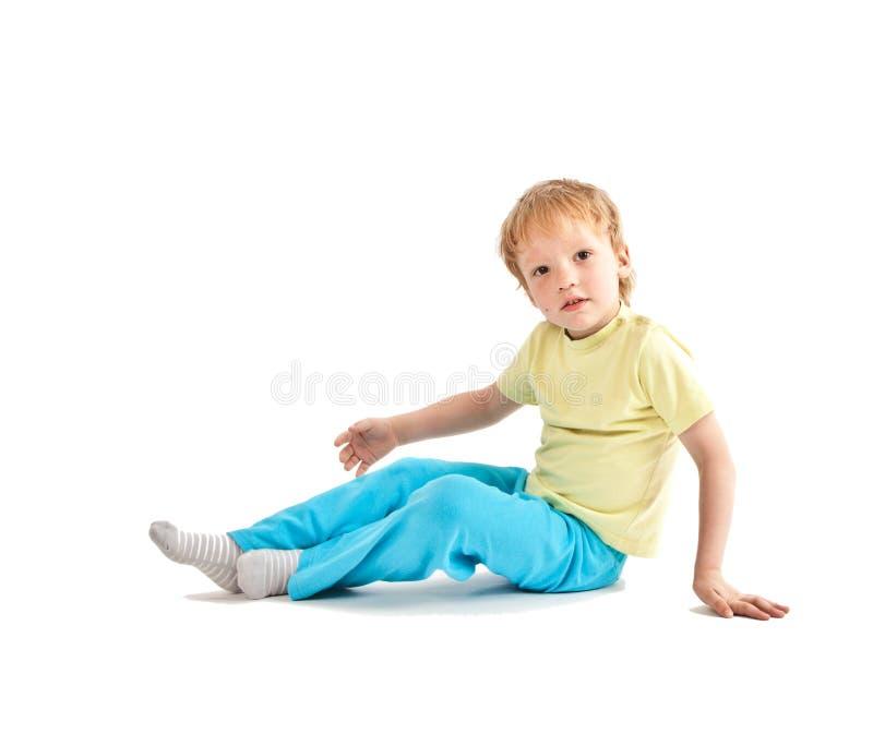 Download Portrait Of Adorable Joyful Boy Stock Image - Image: 14327005