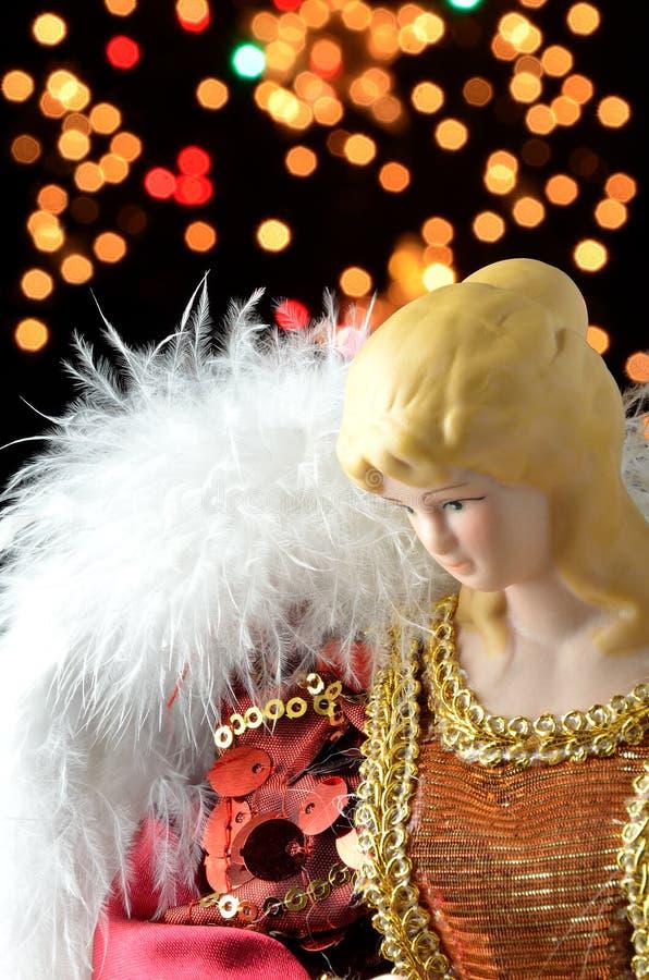Αngle doll royalty free stock photos