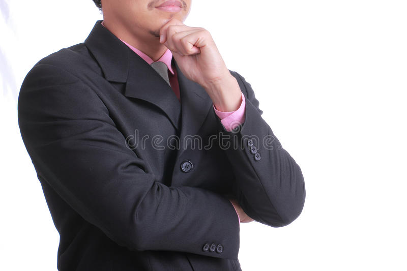 Portrait Asia businessman