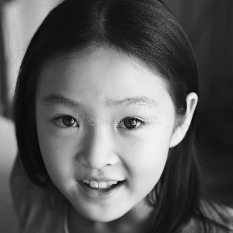 Download Portrait Asian Child Royalty Free Stock Images - Image: 12244429