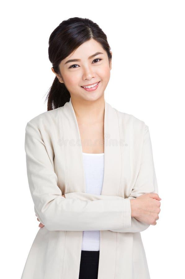 Portrait asiatique de femme photo libre de droits