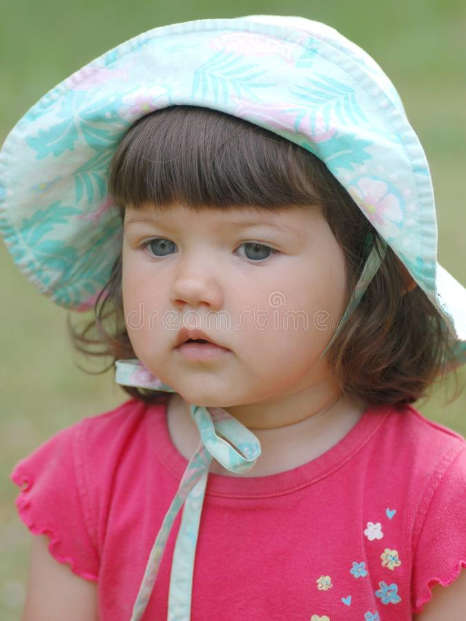 Portrait of baby royalty free stock images