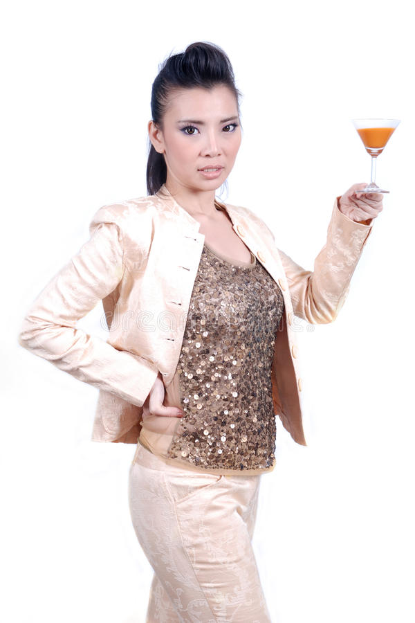 Download Portrait Beautiful Asian Girl Close Up Woman Drink Royalty Free Stock Photo - Image: 32568955
