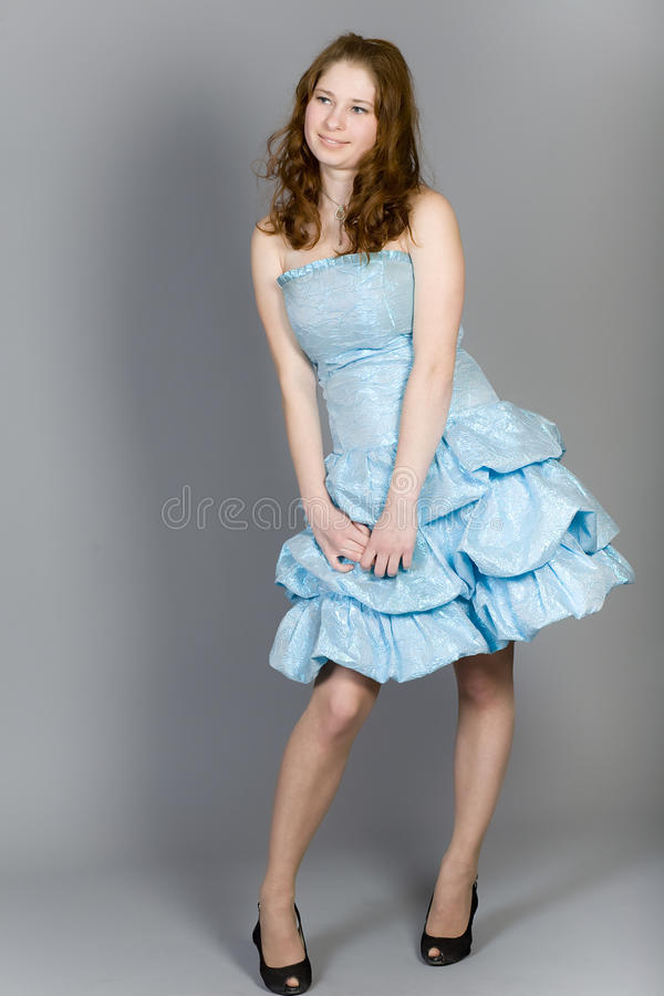 Download Portrait Of The Beautiful Girl Royalty Free Stock Images - Image: 12747459
