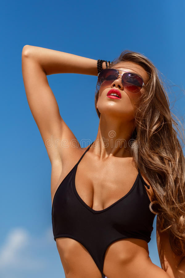 Download Portrait Of A Beautiful Girl Stock Image - Image: 33838771