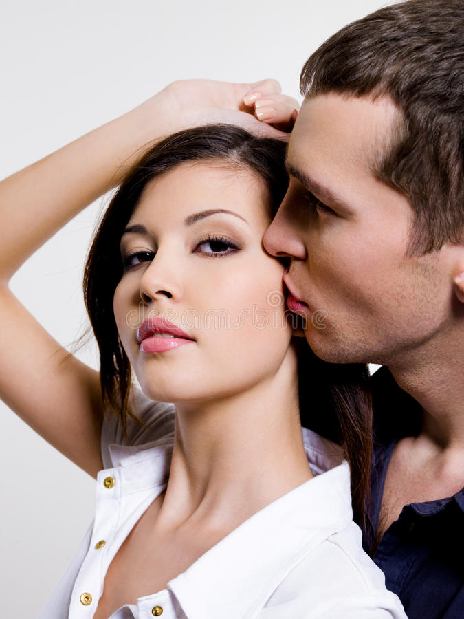 Download Portrait Of Beautiful Sexual Couple Stock Photography - Image: 12295542