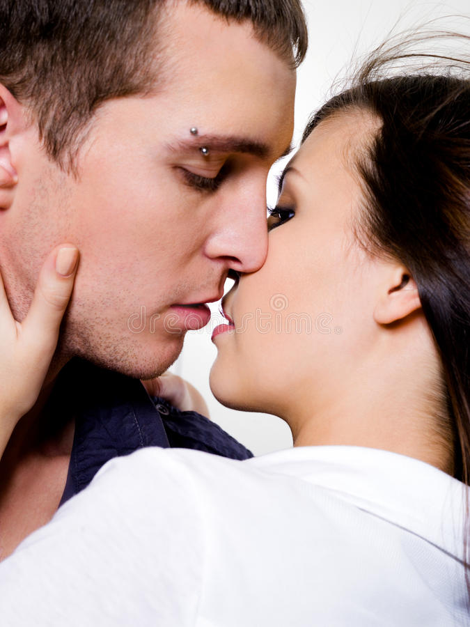 Download Portrait Of Beautiful Sexual Couple Stock Image - Image of female, love: 12295709