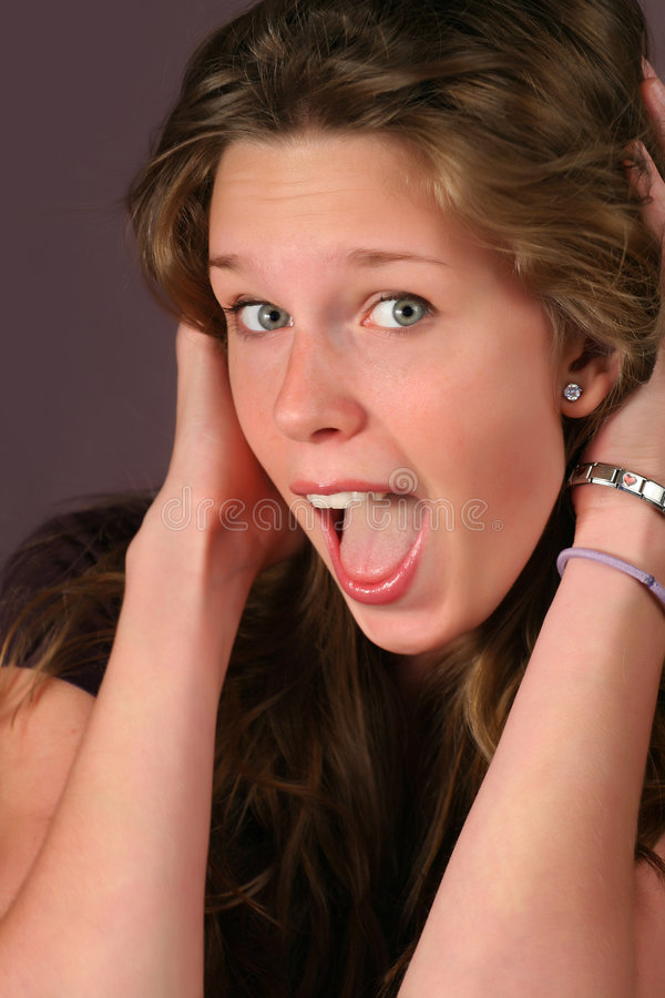 Download Portrait Of A Beautiful Teen Stock Image - Image of teenager, beauty: 2959313