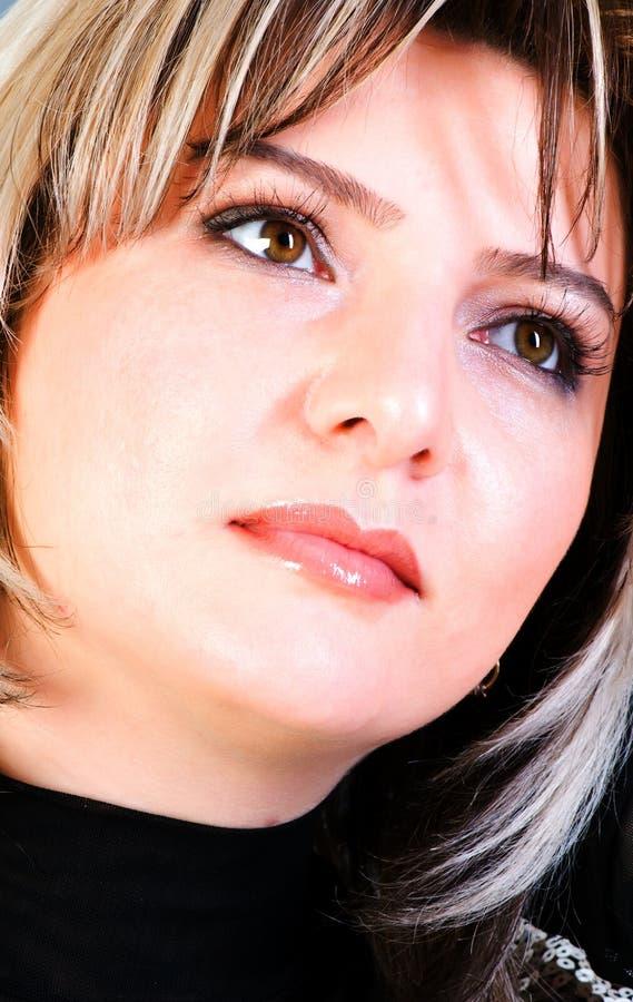 Download Portrait Of Beautiful Woman Stock Photo - Image: 12577688
