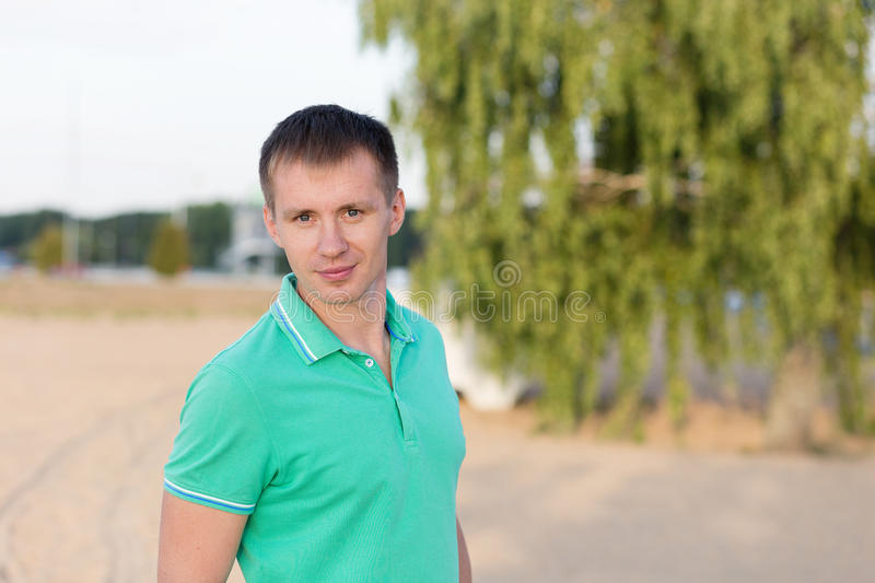 Download Portrait Of Beautiful Young Man Stock Photo - Image: 83719632