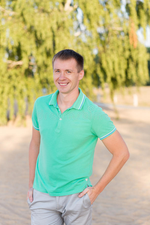 Download Portrait Of Beautiful Young Man Stock Image - Image: 83720783