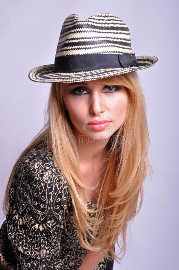 Download Portrait Of A Beautiful Young Woman Stock Photo - Image: 18978998