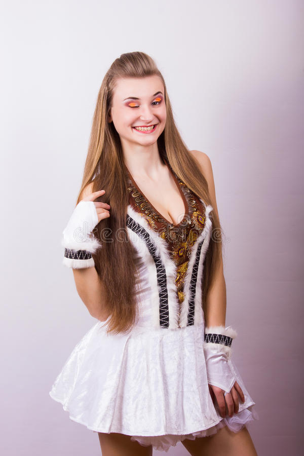 Download Portrait Of A Beautiful Young Woman Stock Photo - Image: 39426098