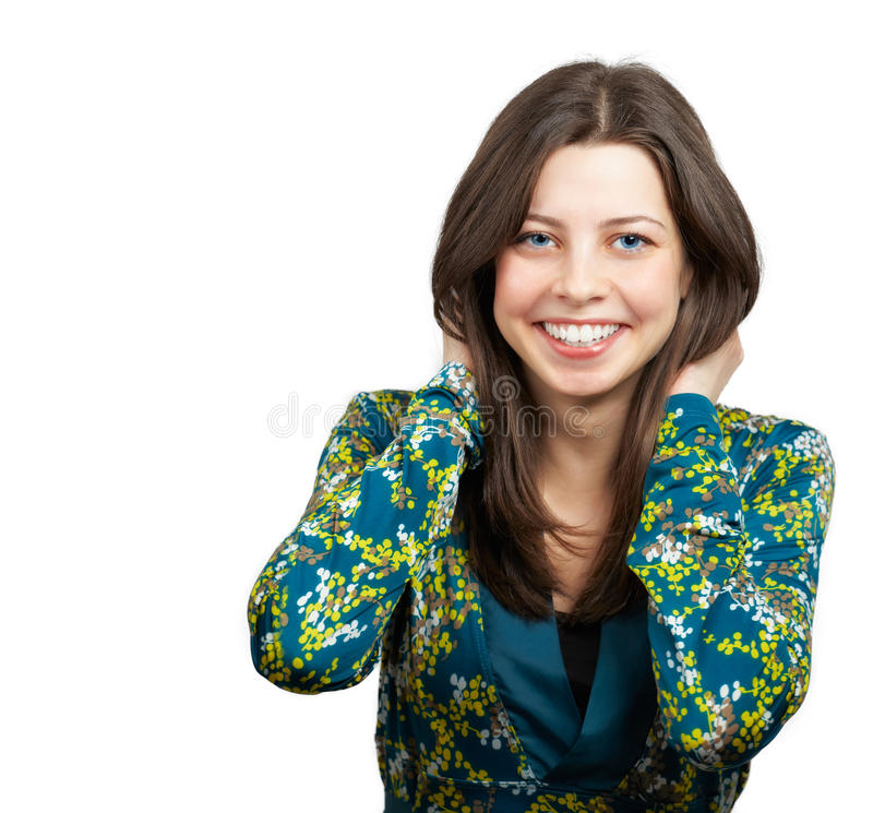 Download Teeange girl stock photo. Image of happy, caucasian, confident - 29700738