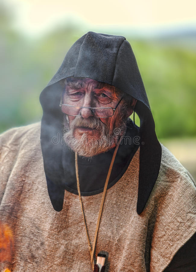 Download Portrait of a Blacksmith editorial stock image. Image of mature - 29634719