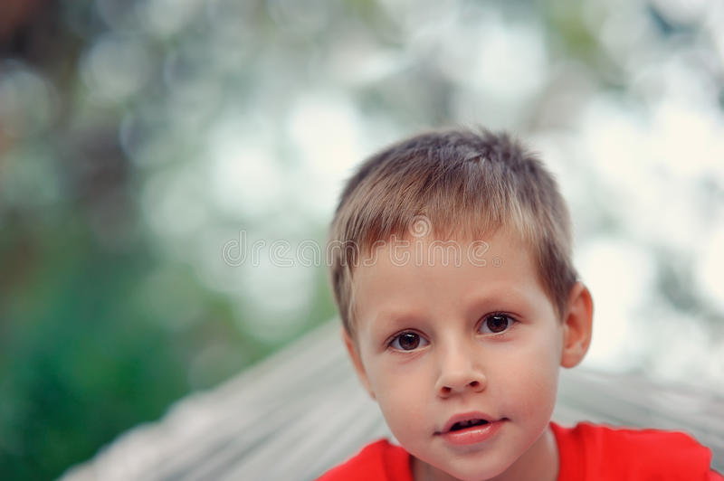 Download Portrait of a boy stock photo. Image of shoulders, person - 26737700