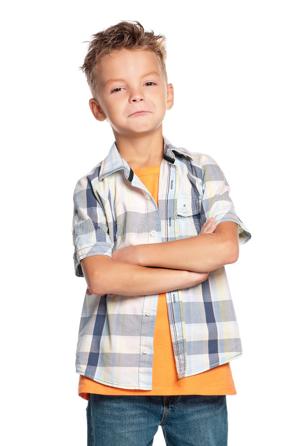 Download Portrait of boy stock image. Image of schoolboy, male - 28948889