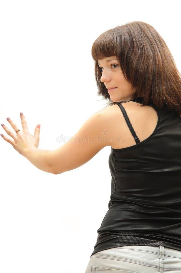 Download Portrait Of Brunette Stock Images - Image: 22708664