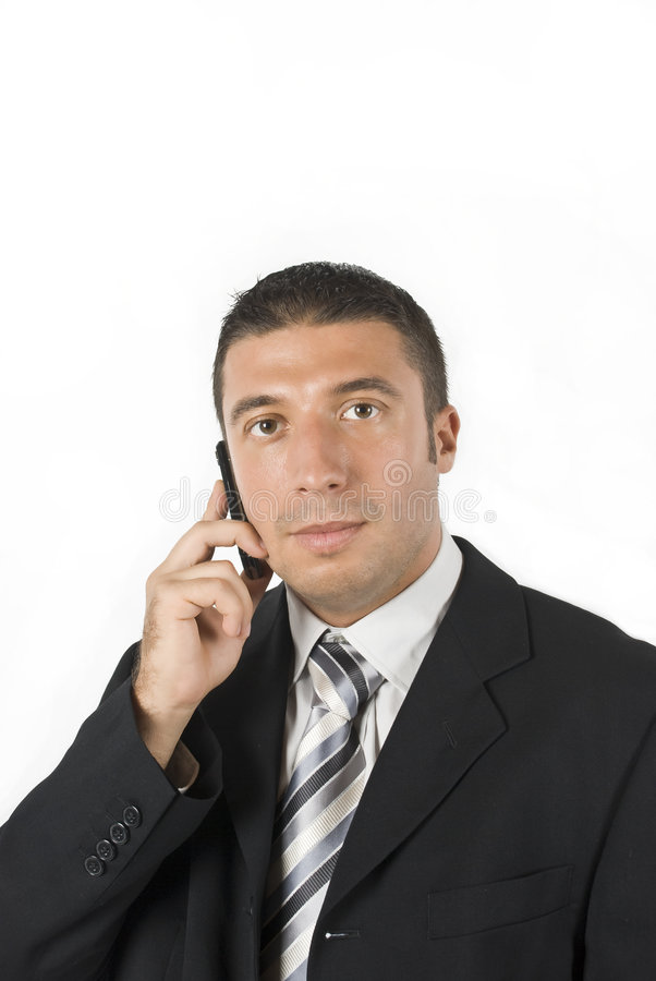 Download Portrait Of Business Man Stock Photos - Image: 6841713