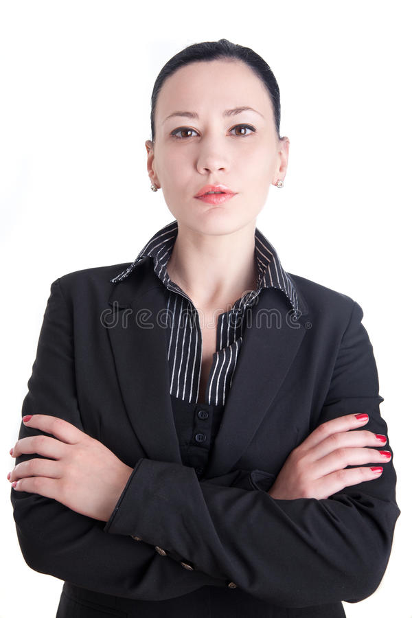 Download A Portrait Of A Business Woman Stock Photo - Image: 21389568