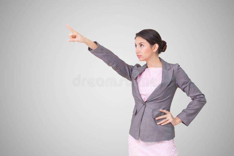 Portrait business woman stock photos