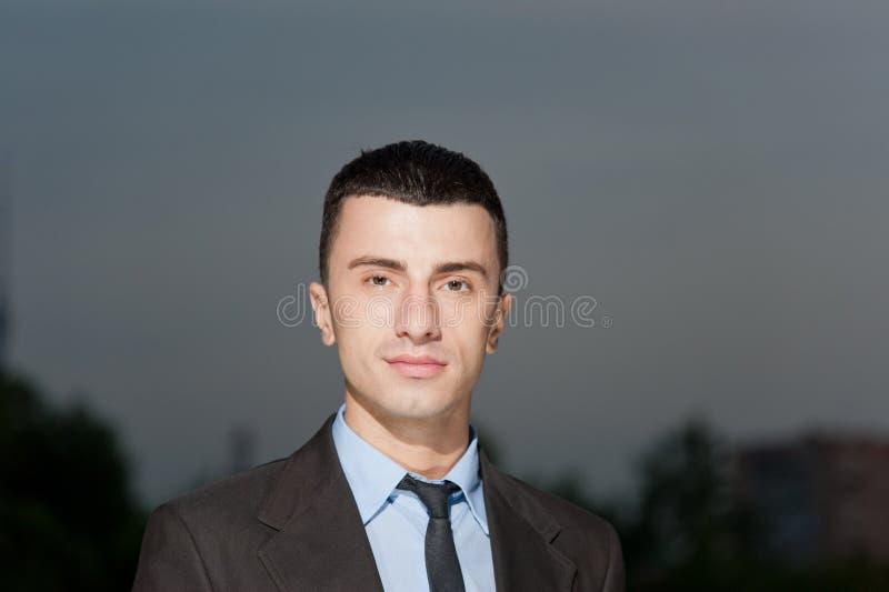 Download Portrait Of Businessman Stock Image - Image: 25663051