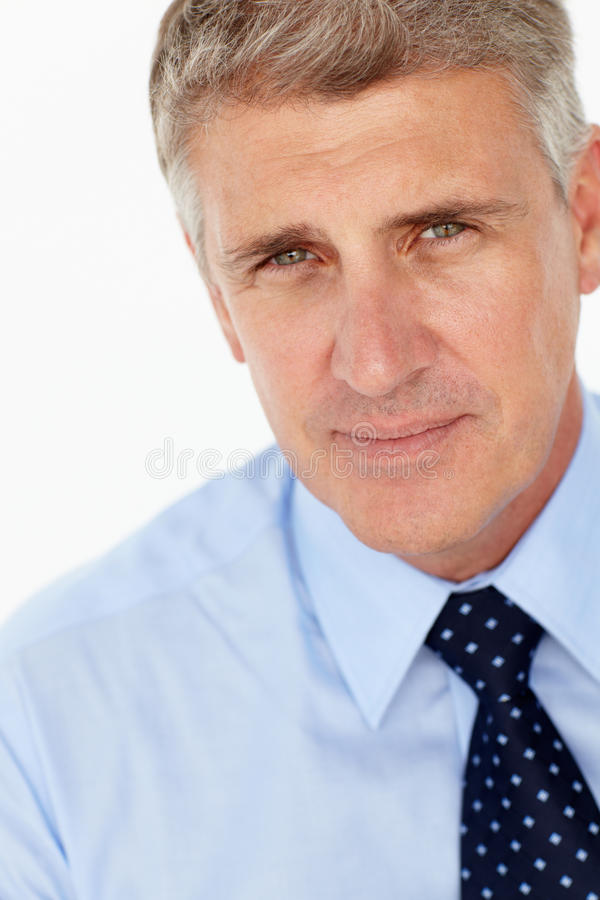 Download Portrait Of Businessman Looking At Camera Stock Photo - Image: 19907062