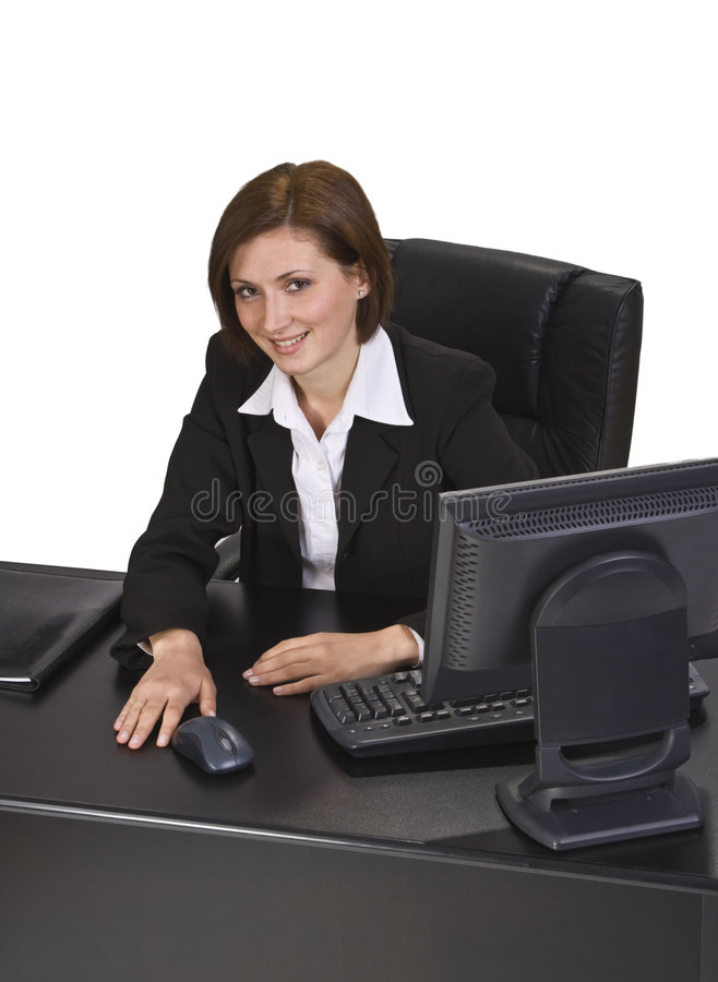 Download Portrait Of A Businesswoman Stock Image - Image: 7157641