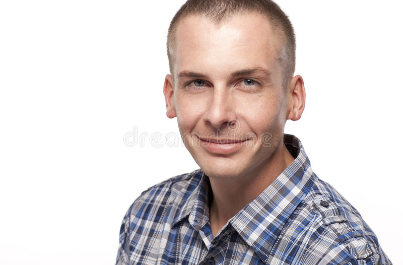 Average looking adult male stock images