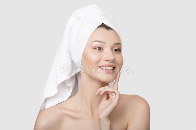 7,611 Naked Woman Towel Photos - Free & Royalty-Free Stock
