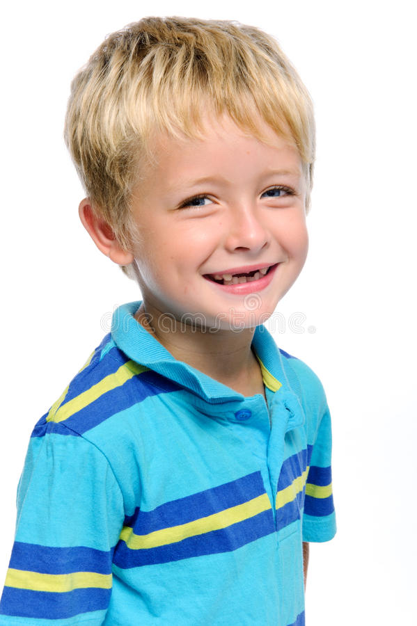 Portrait of a child royalty free stock images