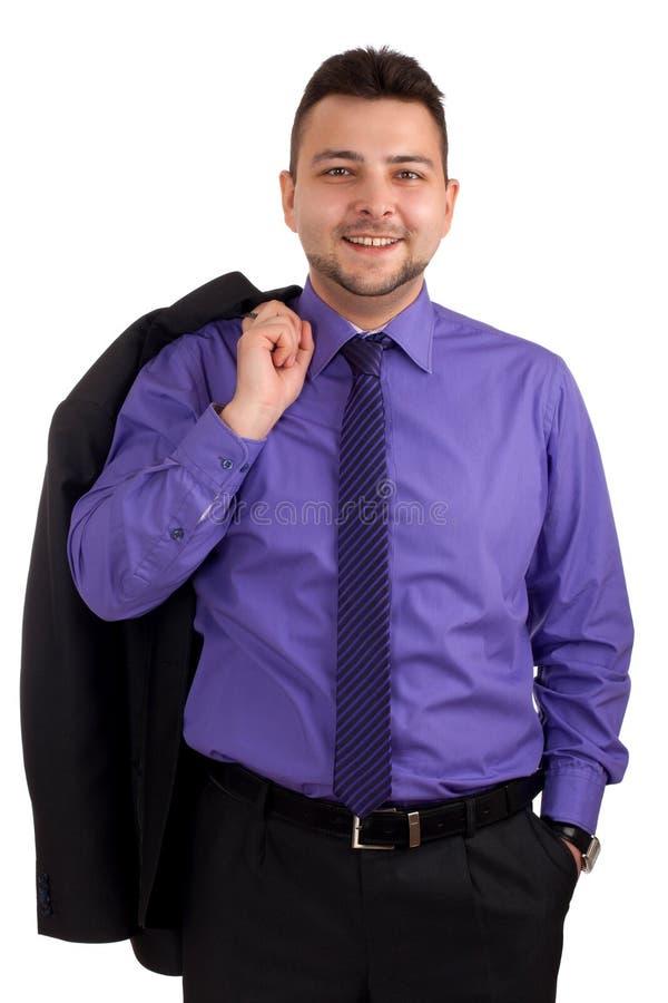 Download Portrait Of Confident Businessman Stock Image - Image: 30228087