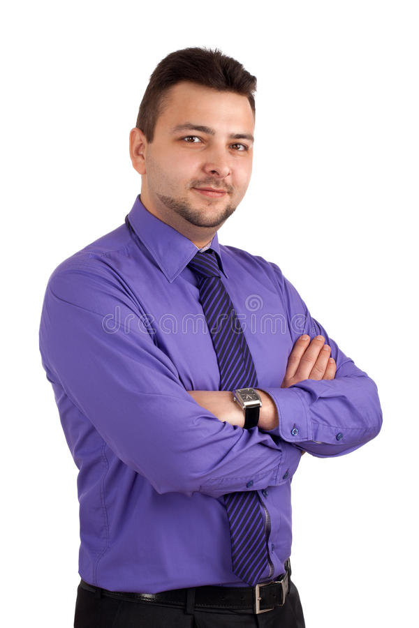 Download Portrait Of Confident Businessman Stock Photography - Image: 30228102