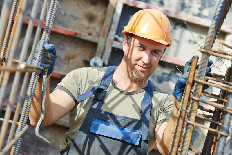 Download Portrait Of Construction Worker Stock Image - Image of builder, place: 33609667
