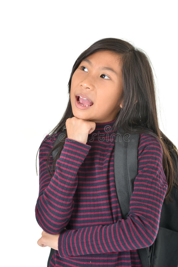 The Girl See Something Nasty Stock Image - Image Of Bright, Caucasian 134690051-7937