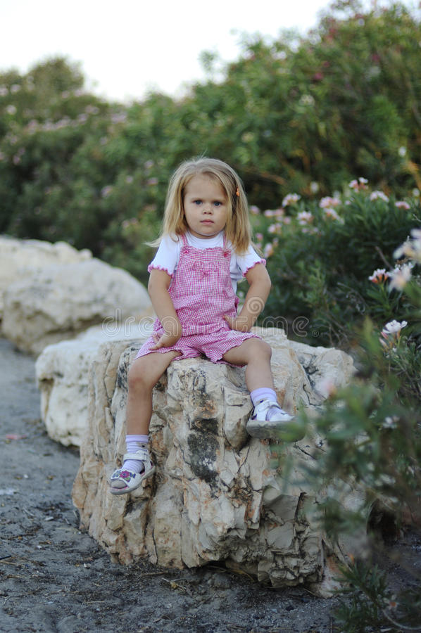 Download Portrait Of Cute Young Girl Stock Image - Image: 20226293