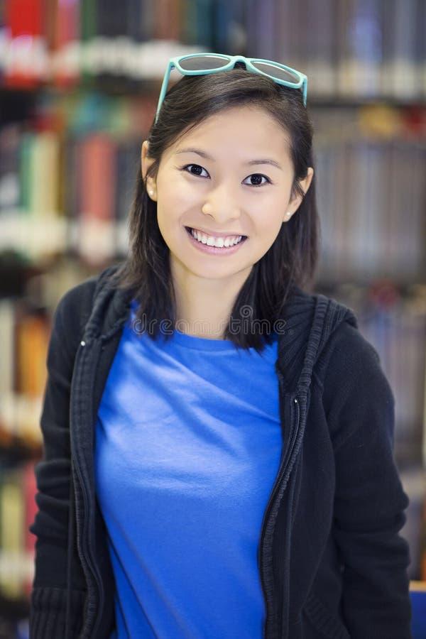 Portrait d'étudiant images libres de droits