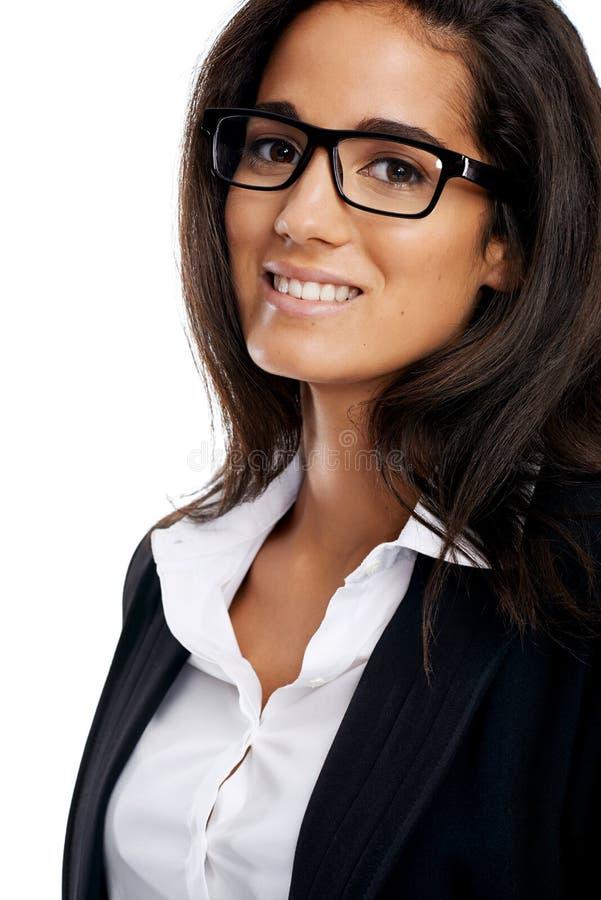 Download Portrait d'affaires photo stock. Image du personne, métier - 45370500