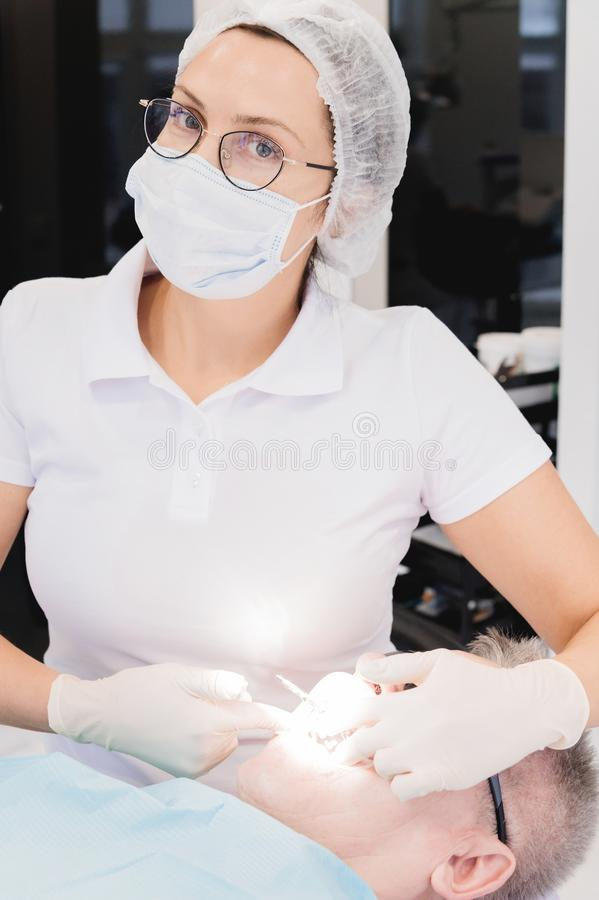 masque protection dentiste