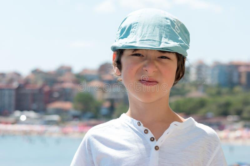 Portrait d'un garçon photos libres de droits