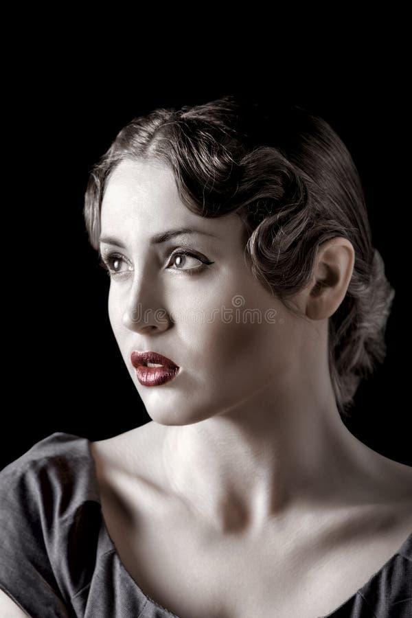 Portrait d'une femme sexy photos libres de droits