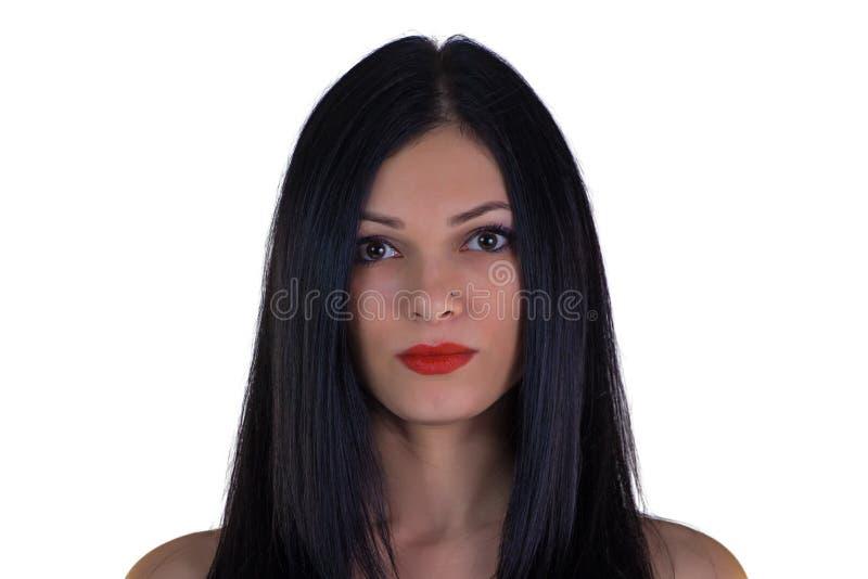 Portrait d'une fille photos stock
